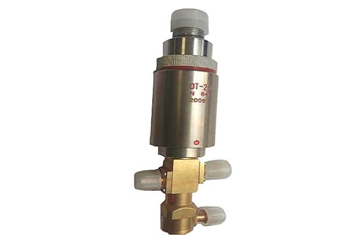 Клапан электромагнитный ЦКБ У26010