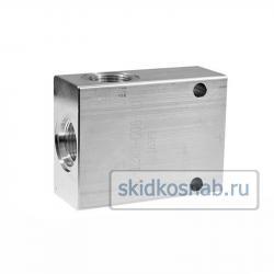 Корпус картриджного клапана ML-12W3-G06-A01 фото 1