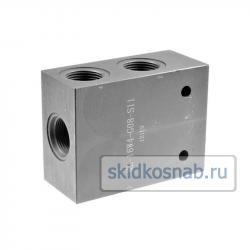 Корпус картриджного клапана ML-16W4-G08-S11 фото 1