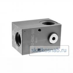 Корпус картриджного клапана ML-3A2-G06G-S02 фото 1