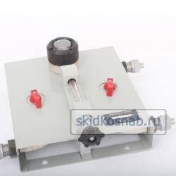 Б12А, Б12АК блок контроля газовой пробы - фото 1