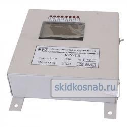 Блок защиты и управления трансформаторной подстанцией БЗУ-ТП фото №1