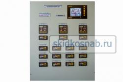 Фото системы контроля и управления МЛ 555